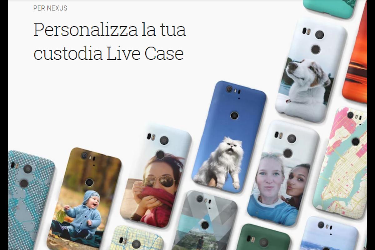 Google presenta le Live Case, cover animate per i Nexus