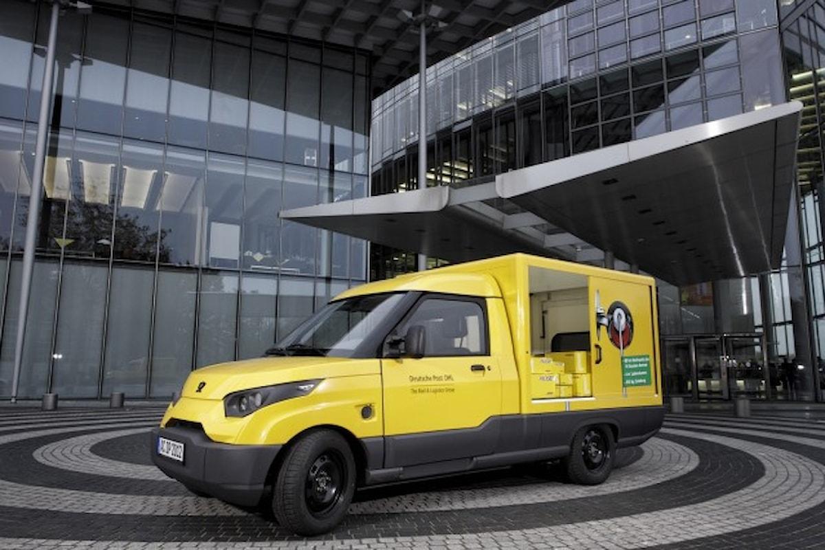 Presto la posta tedesca sarà recapitata con furgoni elettrici!