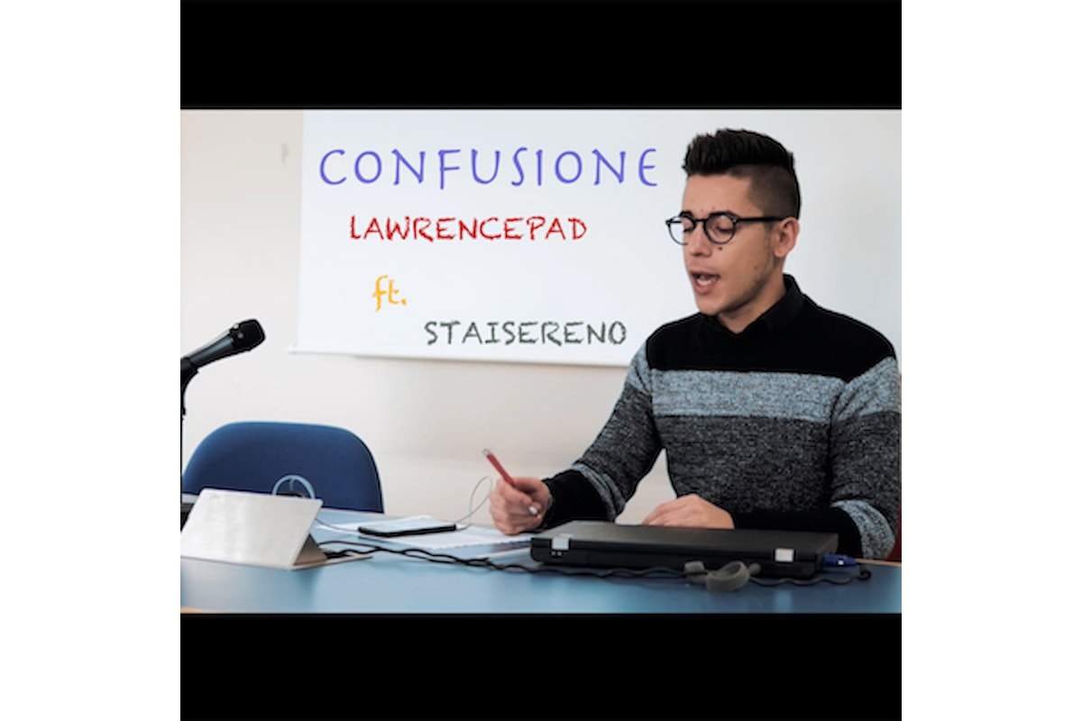 """LawrencePAD, disconnettersi dalla realtà genera """"Confusione"""""""