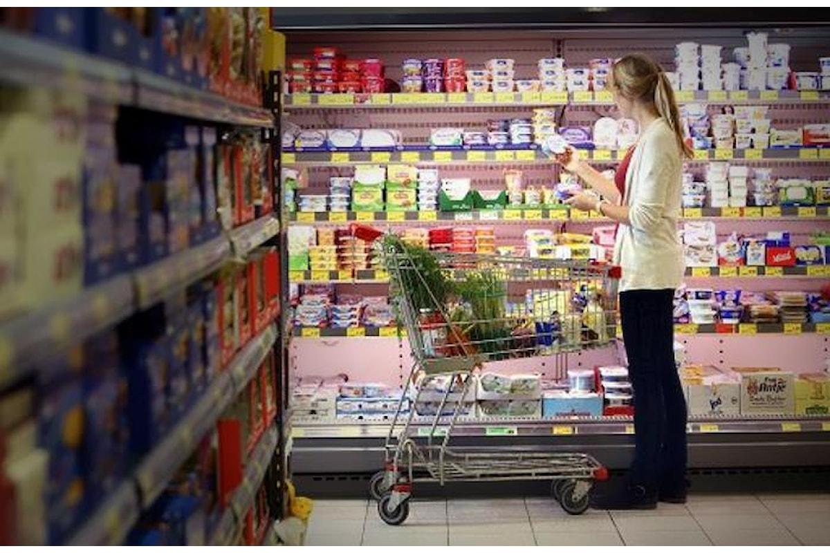 Istat, in aumento l'inflazione a giugno 2018