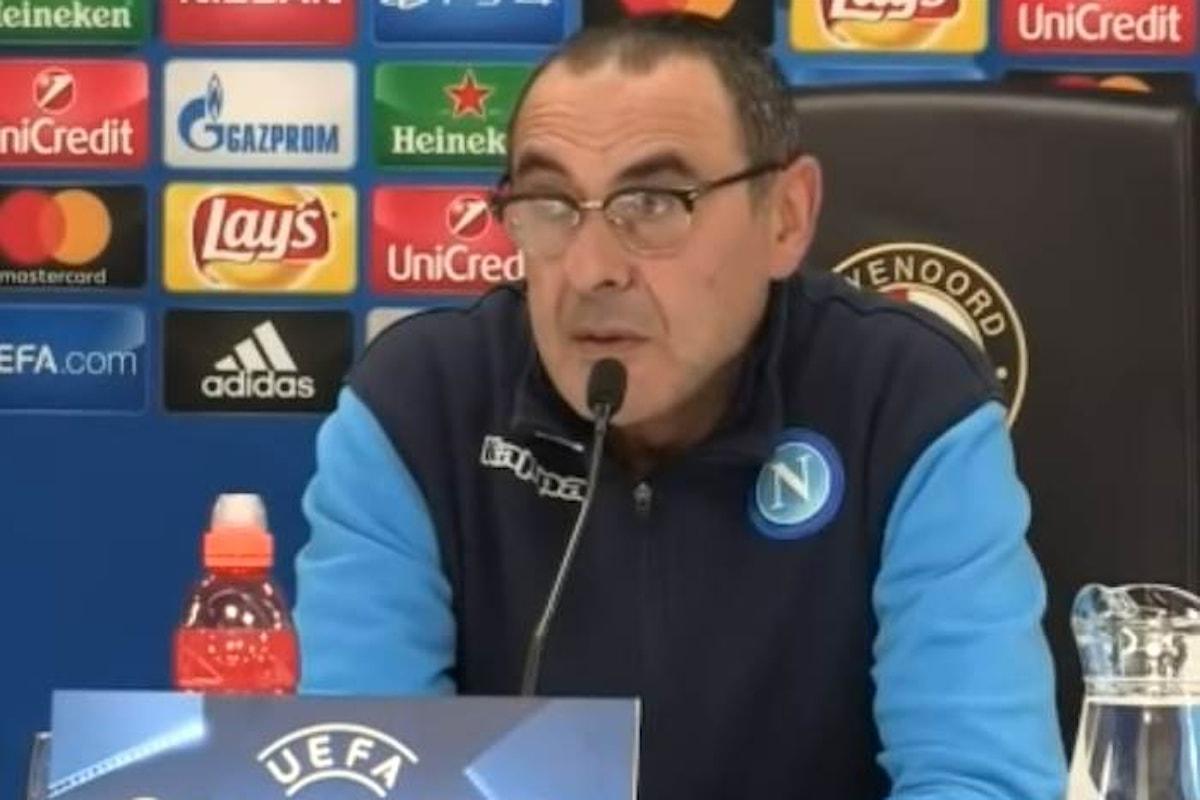 Dopo la doppia sconfitta con Juventus e Feyenoord il Napoli è in crisi?