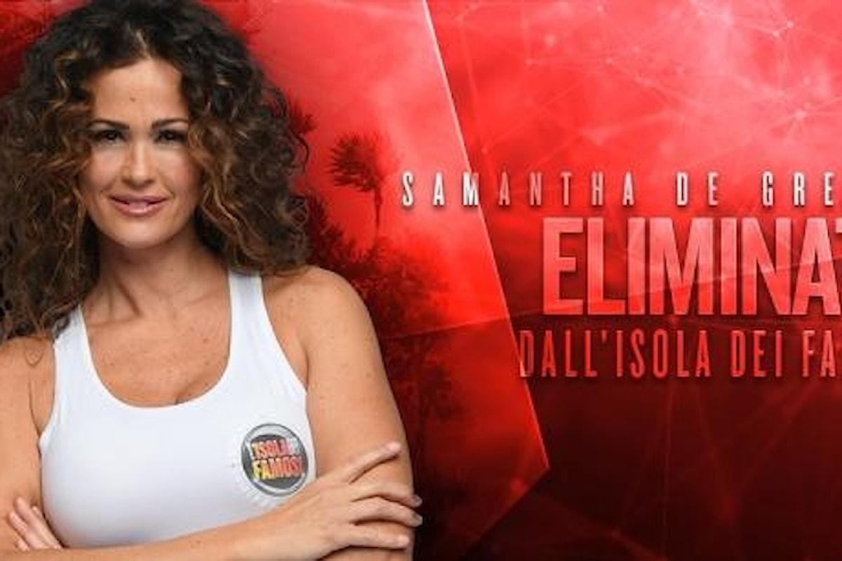 La fine del Regno di Samantha De Grenet, vincitori e vinti