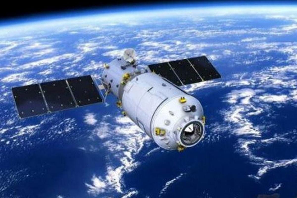 È caduta nell'Oceano Pacifico La stazione spaziale cinese Tiangong-1