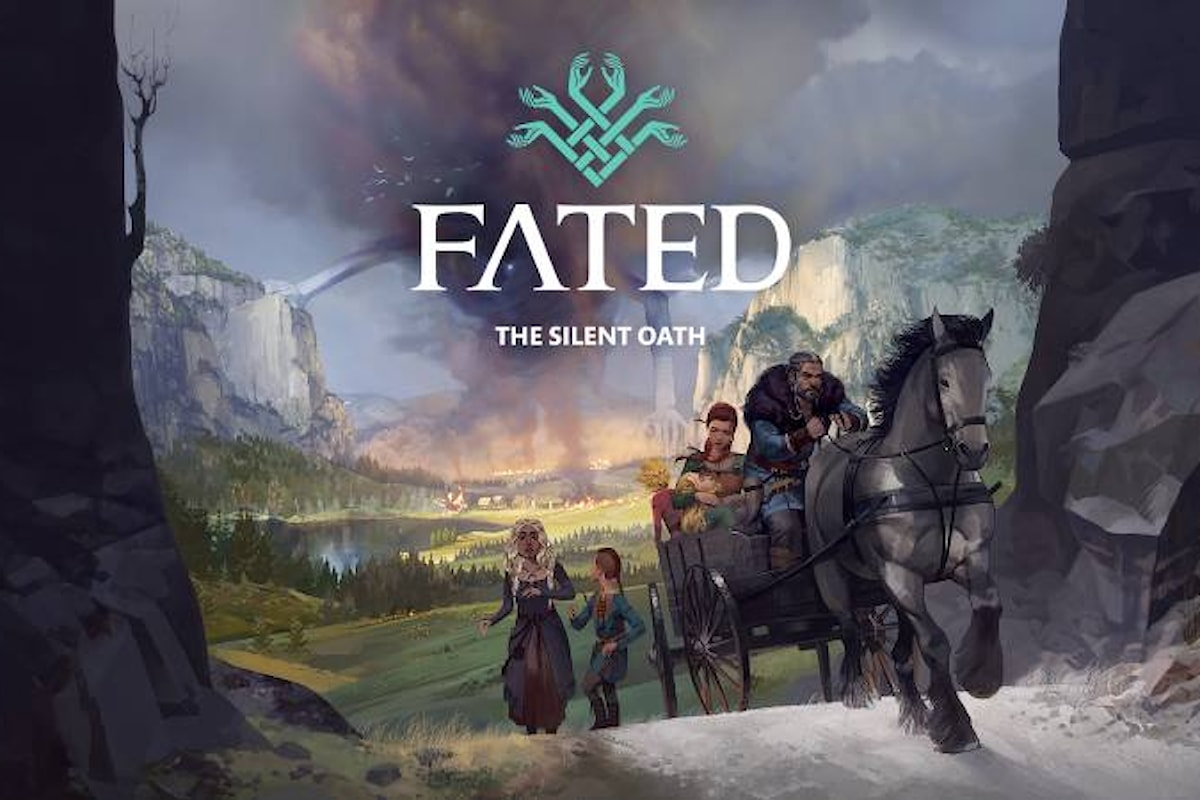 FATED: The Silent Oath disponile pr Occulus Rift, HTC Vive, PlayStation VR