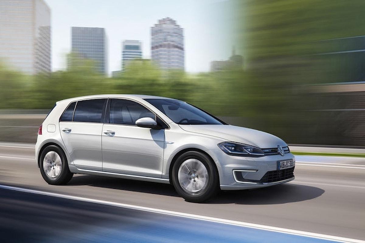 VW e-Golf regina di vendite tra gli EV in Norvegia