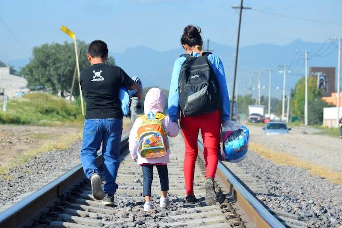Sogni spezzati, il pericoloso viaggio dei bambini dall'America Centrale agli Stati Uniti