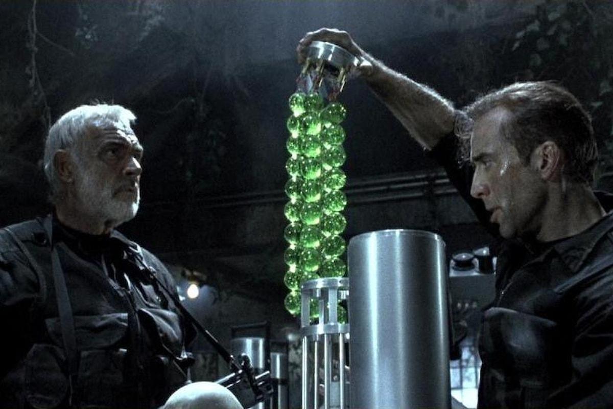 Informative dei servizi segreti su armi chimiche in Iraq basate su un film con Sean Connery