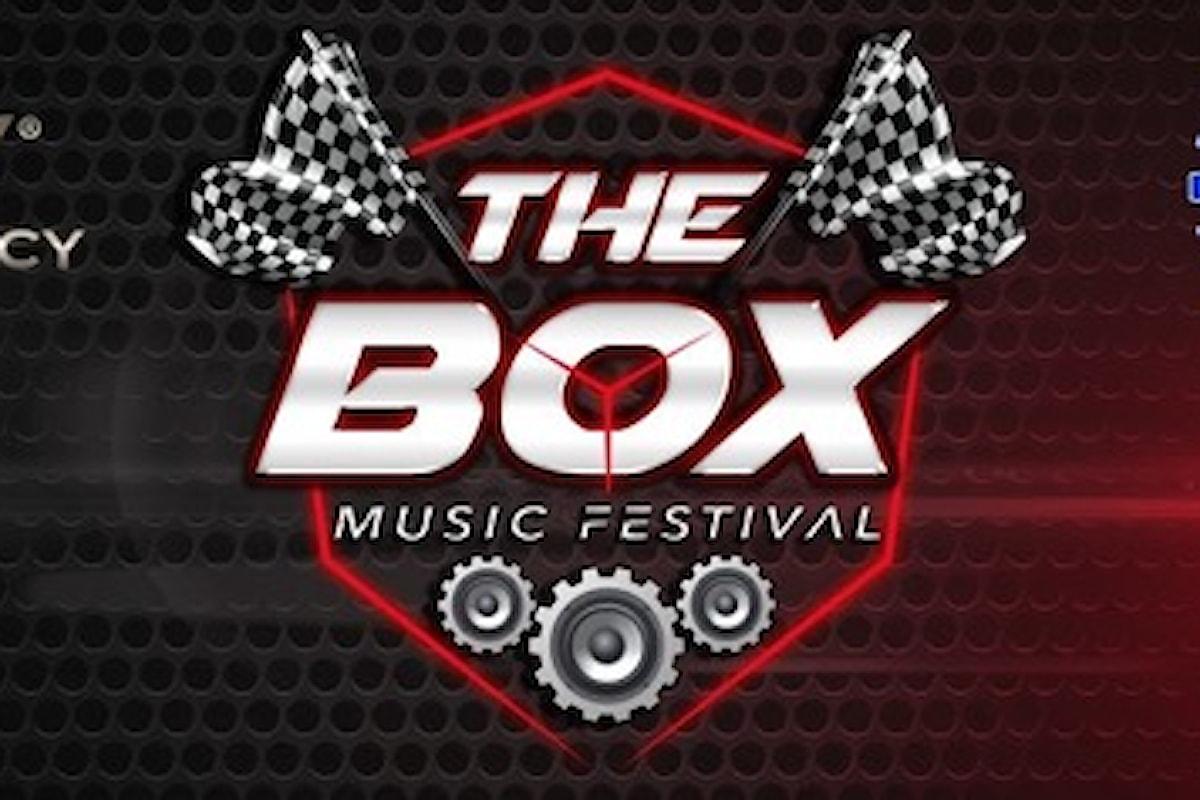 The Box Music Festival porta dj e show all'Autodromo Nazionale Monza