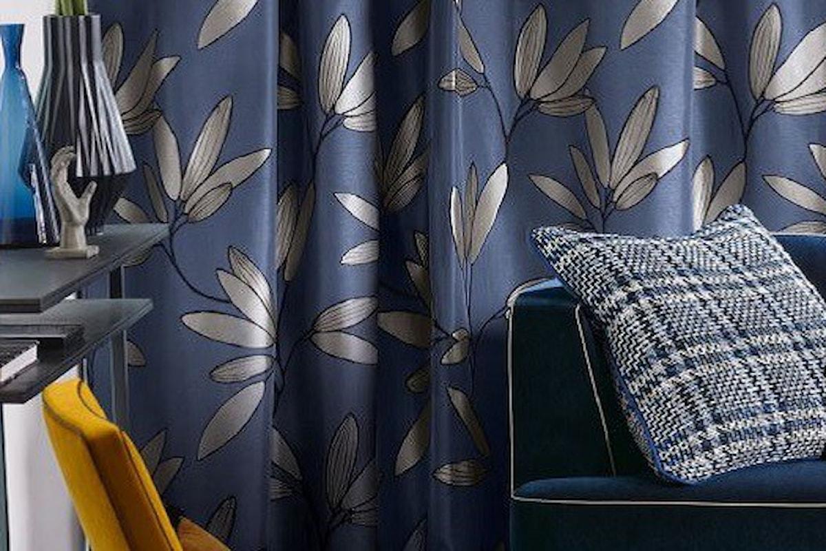 Rendi la tua casa più originale con i tessuti