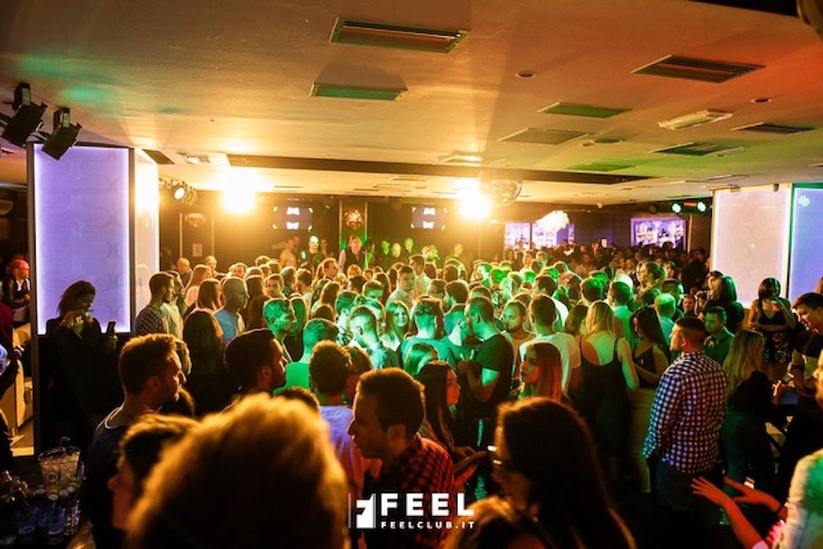 Feel Club: 9/11 Victory2Mila, 10/11 Señorita (Reggaeton Hip Hop R'n'b)
