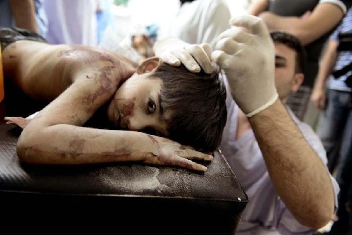 Il 22 dicembre #ALEPPODAY per dire basta alle sofferenze.
