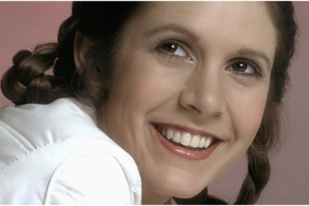 L'iindimenticabile Principessa Leila di Star Wars se n'è andata