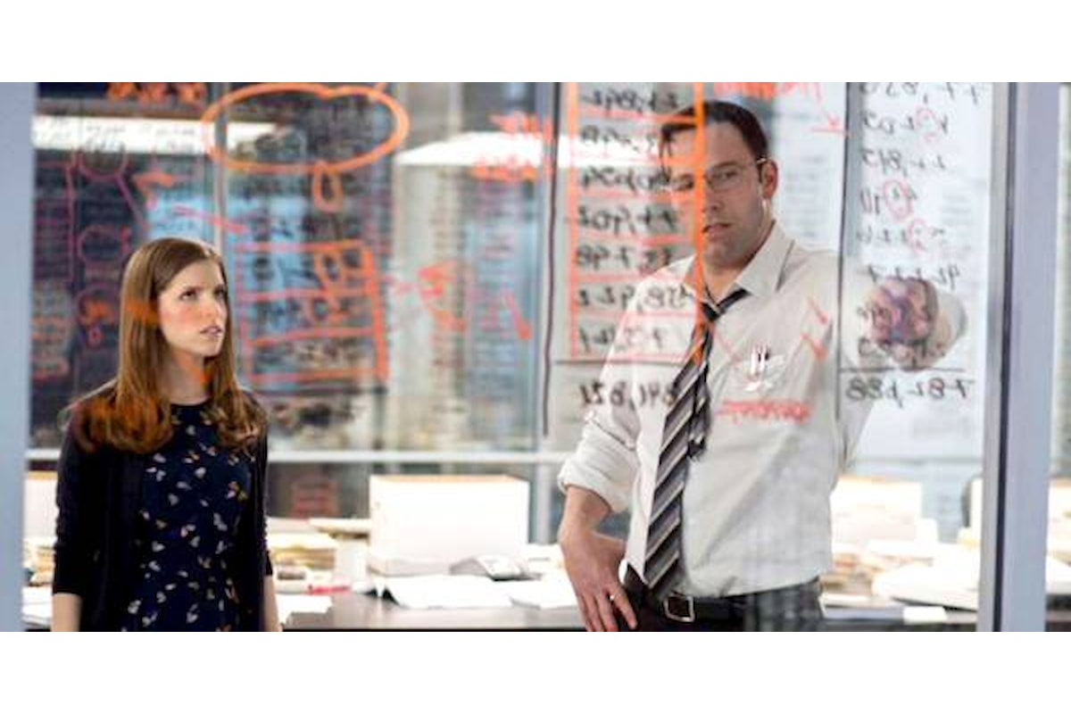 Film: The Accountant. Ben Affleck contabile senza scrupoli