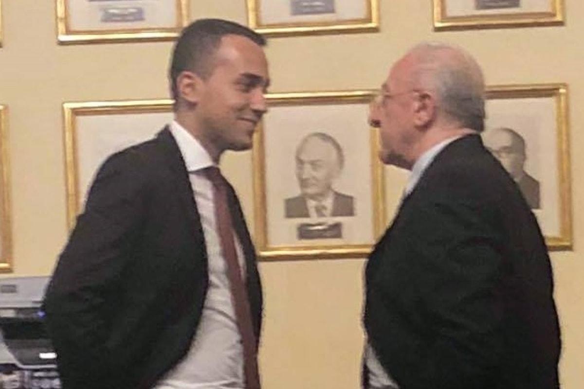 La strana coppia, nemici per il bene della Campania