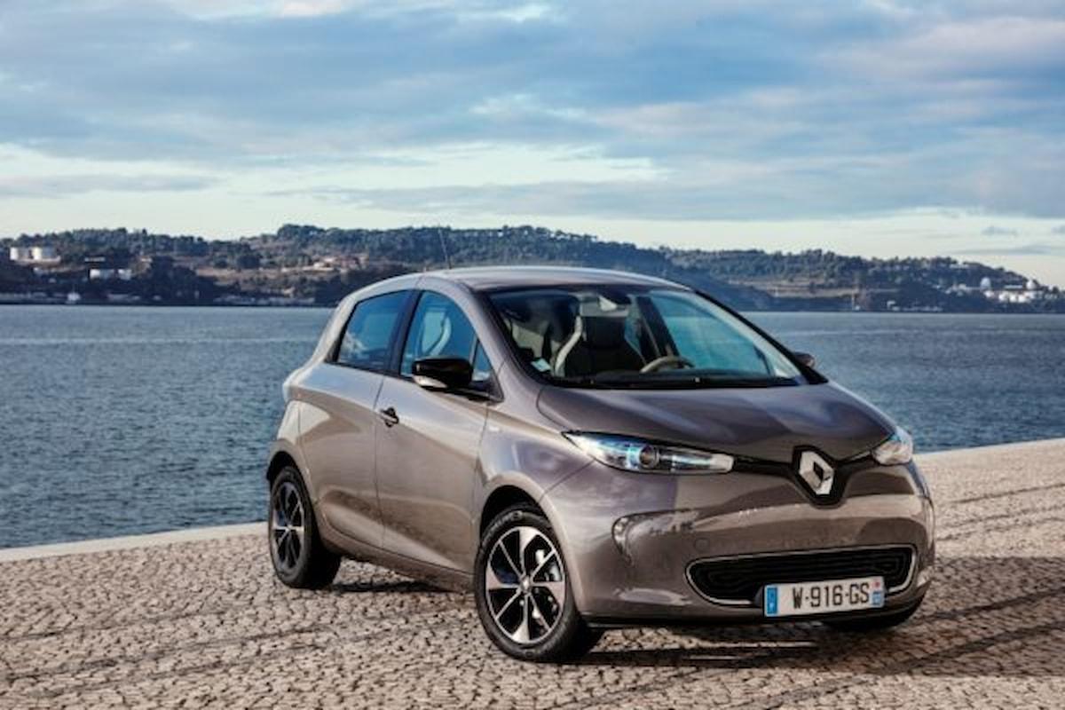 Vendite di auto elettriche ed ibride in Italia (gennaio 2017)
