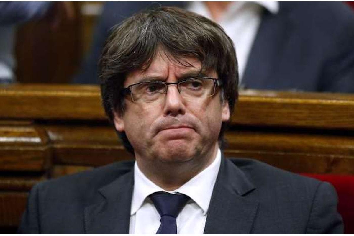 Spagna. Il procuratore generale dello Stato ribadisce che Puigdemont sarà arrestato nel caso torni nel Paese
