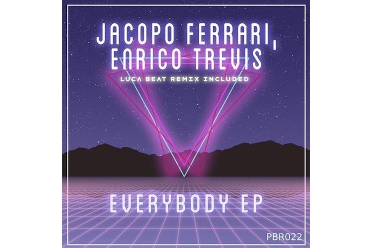 Jacopo Ferrari, Enrico Trevis Everbody EP (Petra Beat Records)