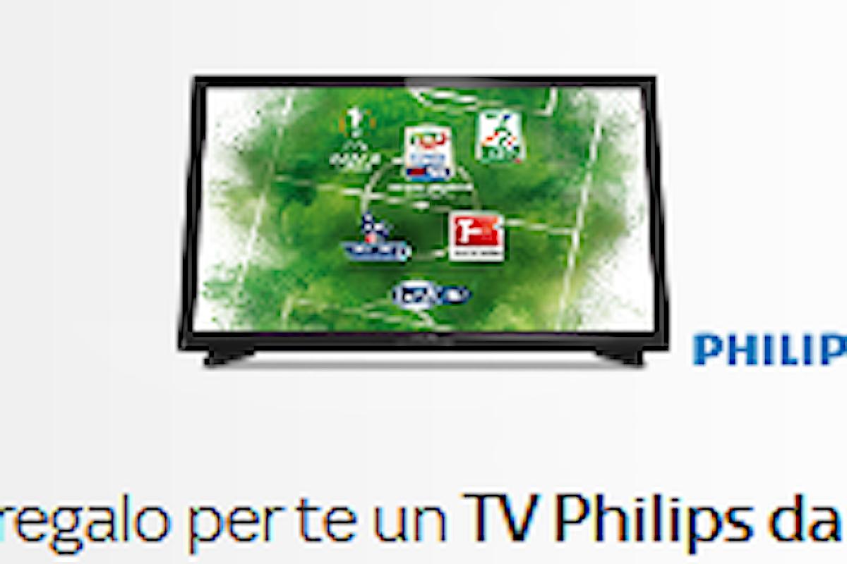Regalo Sky Settembre 2016: Promo TV Led Full HD 32 Ultra Slim