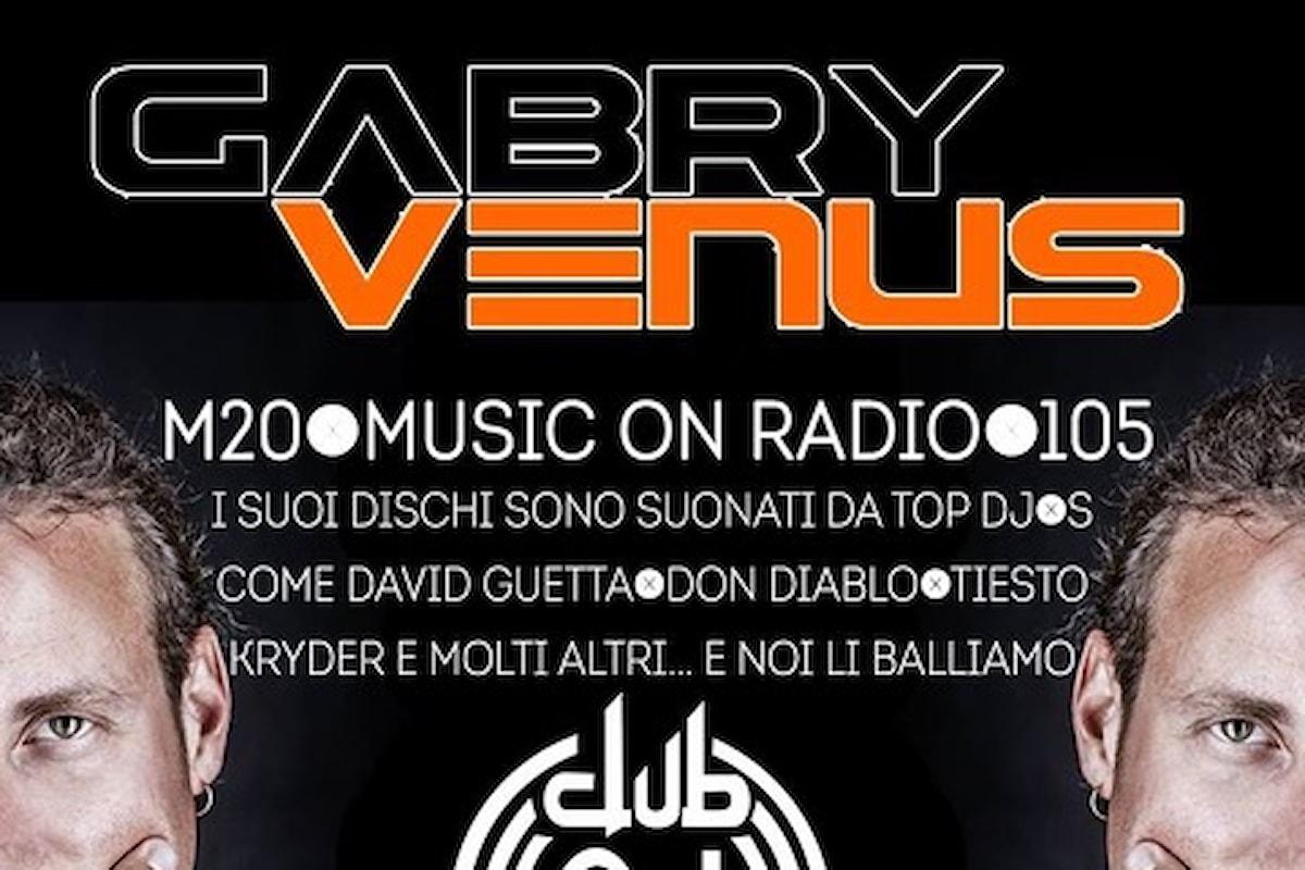 14 luglio, Gabry Venus fa scatenare il Club 64, storica disco dell'Isola d'Elba