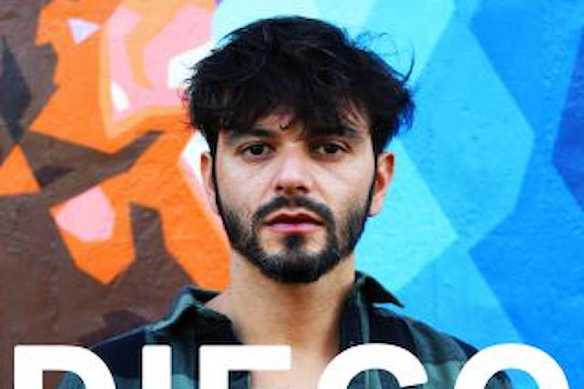 """Esce """"Diego"""" la nuova canzone di ESPOSITO"""