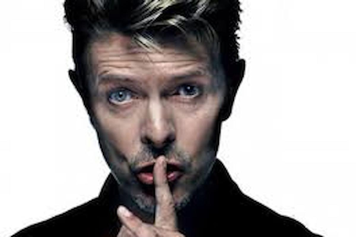 CARO DUCA BIANCO TI VENGO A TROVARE: a Bologna la mostra su Bowie unica tappa italiana