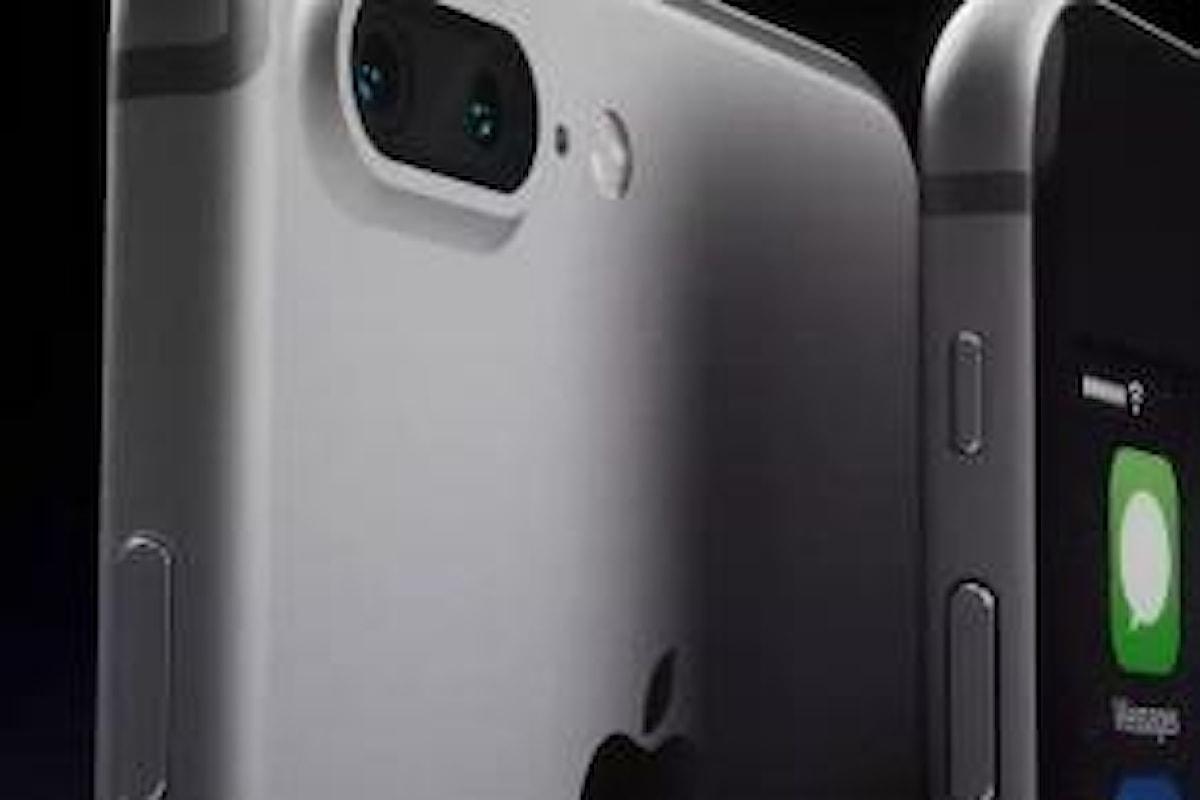 Apple iPhone 7, le novità ad oggi 27 agosto 2016: il nuovo modello potrebbe avere una memoria da 256 GB?