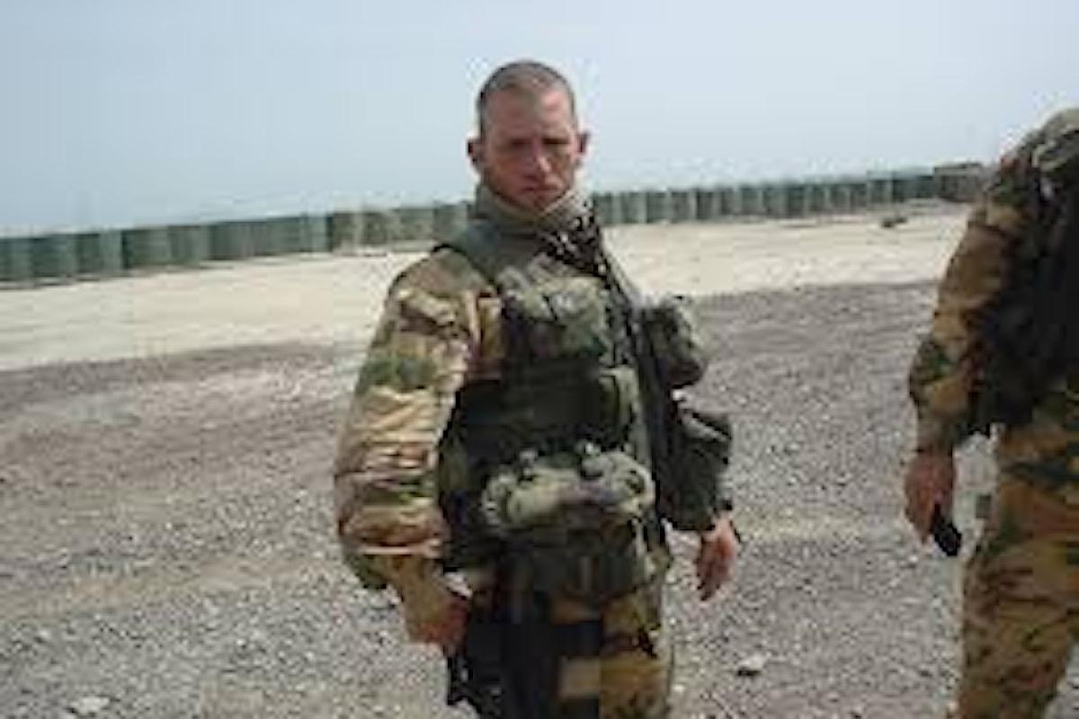 Salerno. Antonio, militare in missione in Afghanistan, combatte contro uranio impoverito e istituzioni
