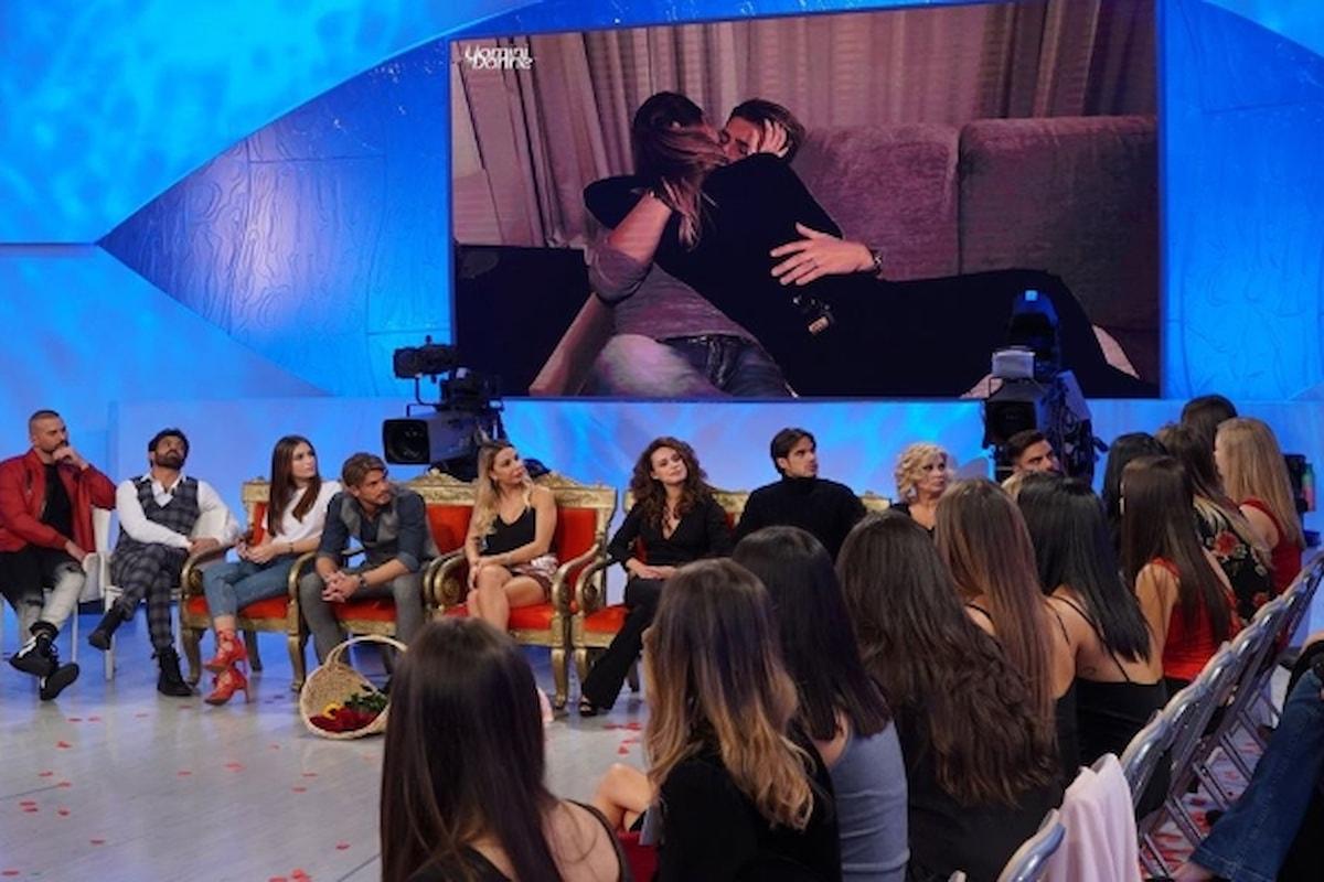 Uomini e Donne: nuovi tronisti in studio, Paolo Crivellin litiga ancora con Angela