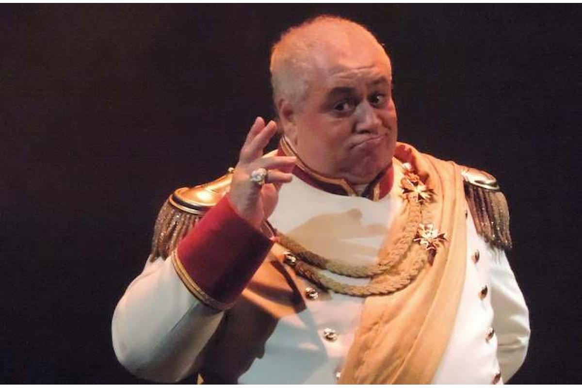 I Tre Buffi Praticò, Bordogna e Colajanni chiuderanno la 14.esima edizione del Giovanni Paisiello Festival