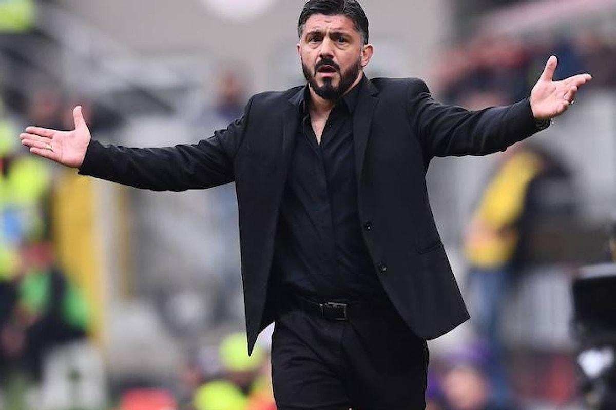 Con il Frosinone doveva essere il giorno del rilancio ma il Milan fa 0-0. Per Gattuso siamo ai titoli di coda?