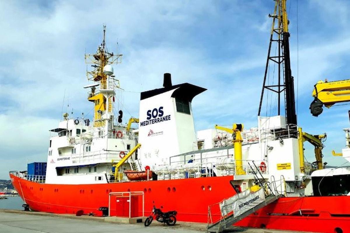 La Procura di Catania sequestra la nave Aquarius e indaga alcuni membri di Medici Senza Frontiere