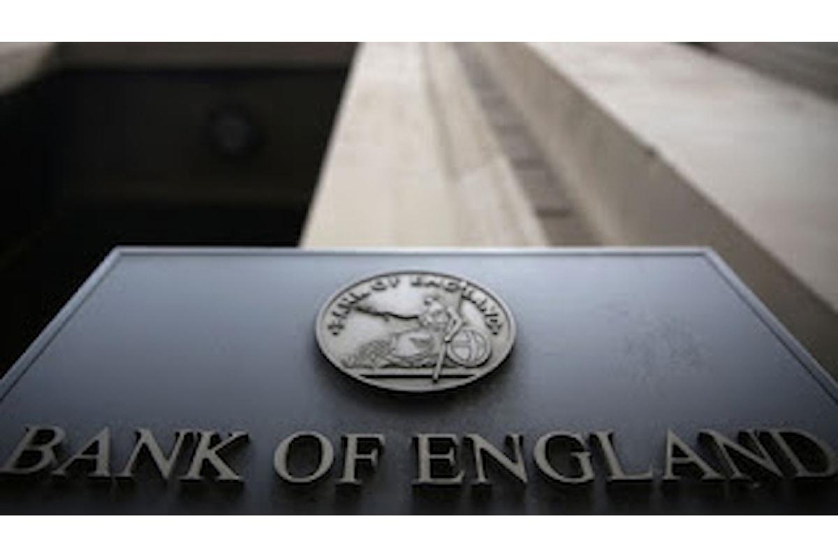 Pound sotto pressione: ci sono BoE e voto su Brexit