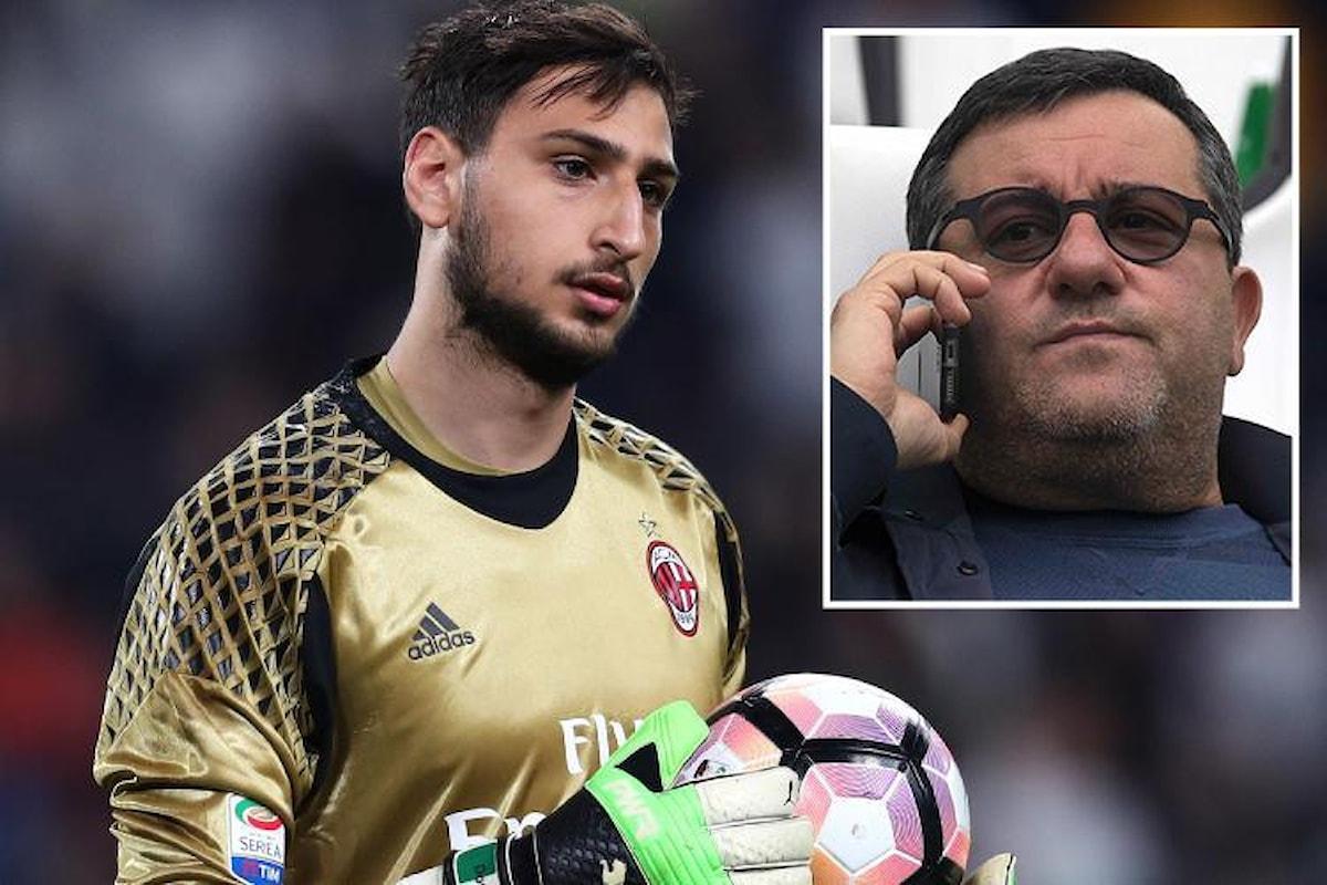 Milan, senza Champions Donnarumma favorito a partire