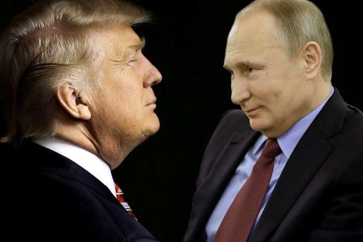 Trump e Putin si incontreranno per la prima volta al G20 di Amburgo