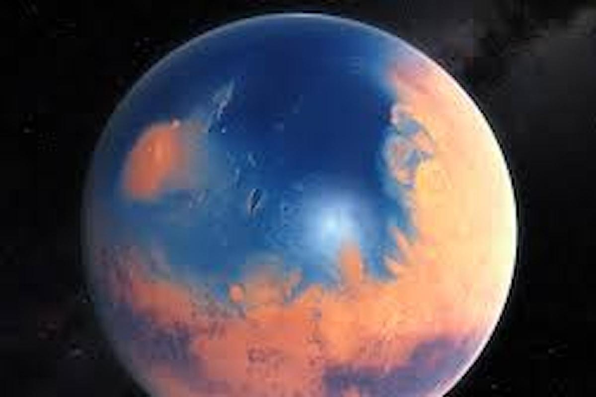 Antichi tsunami rilevati su Marte, a testimonianza dell'esistenza di forme di vita