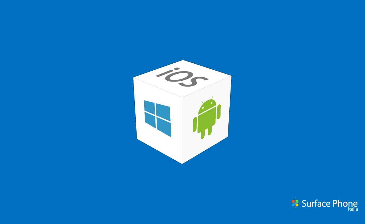 Windows 10, Android e iOS: alcune considerazioni | Surface Phone Italia