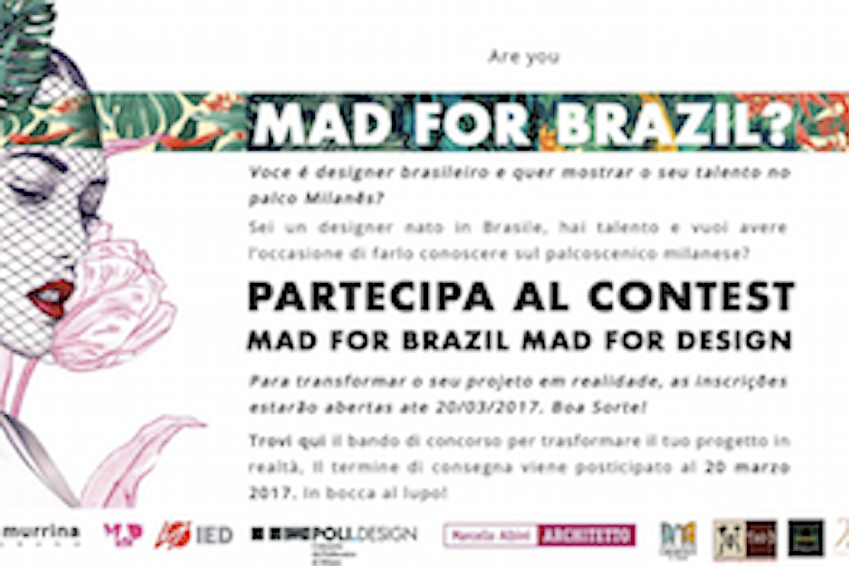 MAD FOR BRAZIL, MAD FOR DESIGN
