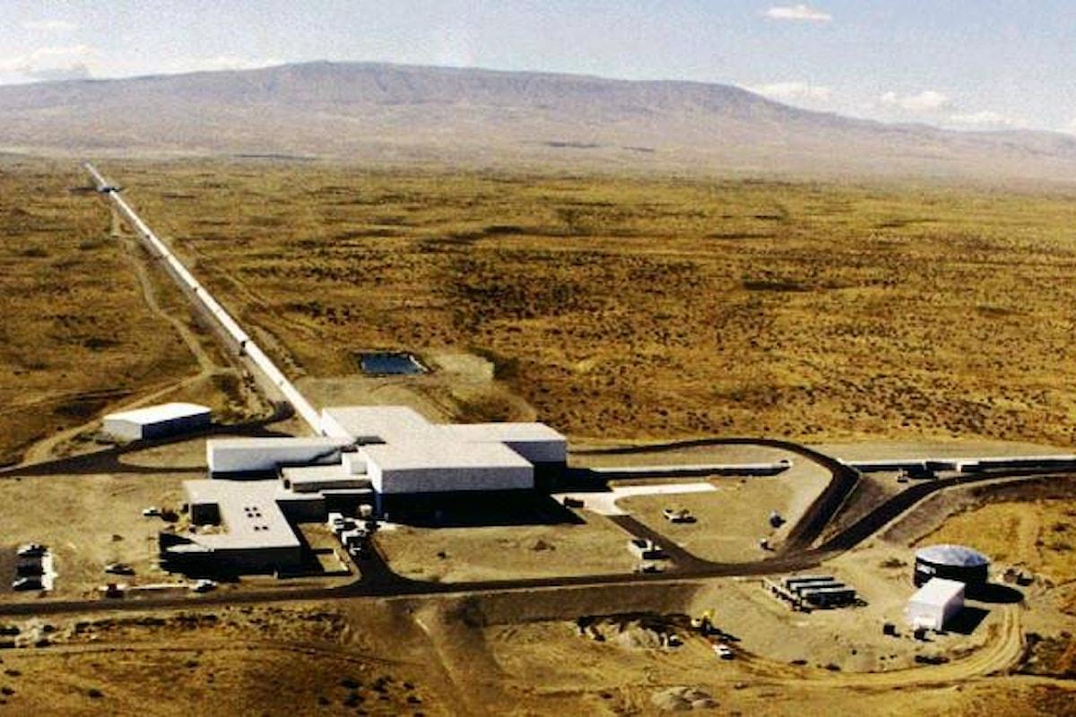 Onde gravitazionali scoperte dagli scienziati di LIGO