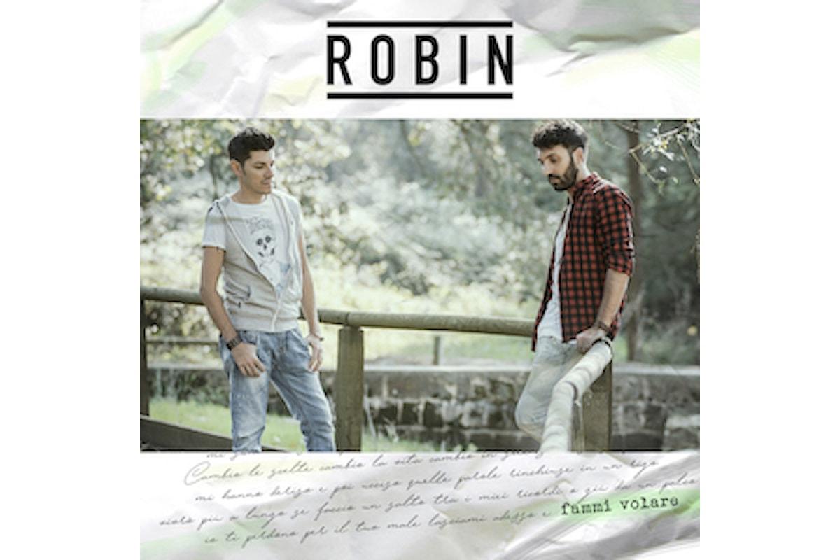 I Robin, Fammi volare