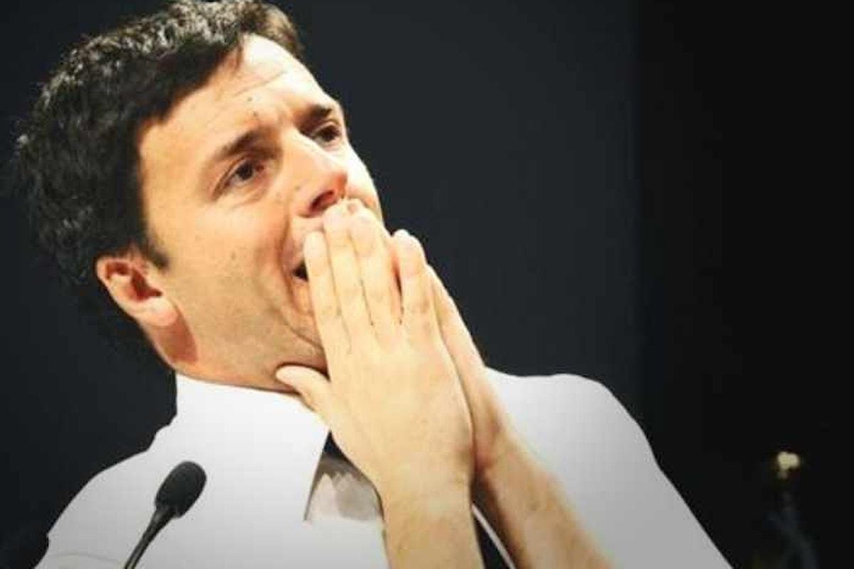 Nei sondaggi il PD non convince più e ancor meno Matteo Renzi