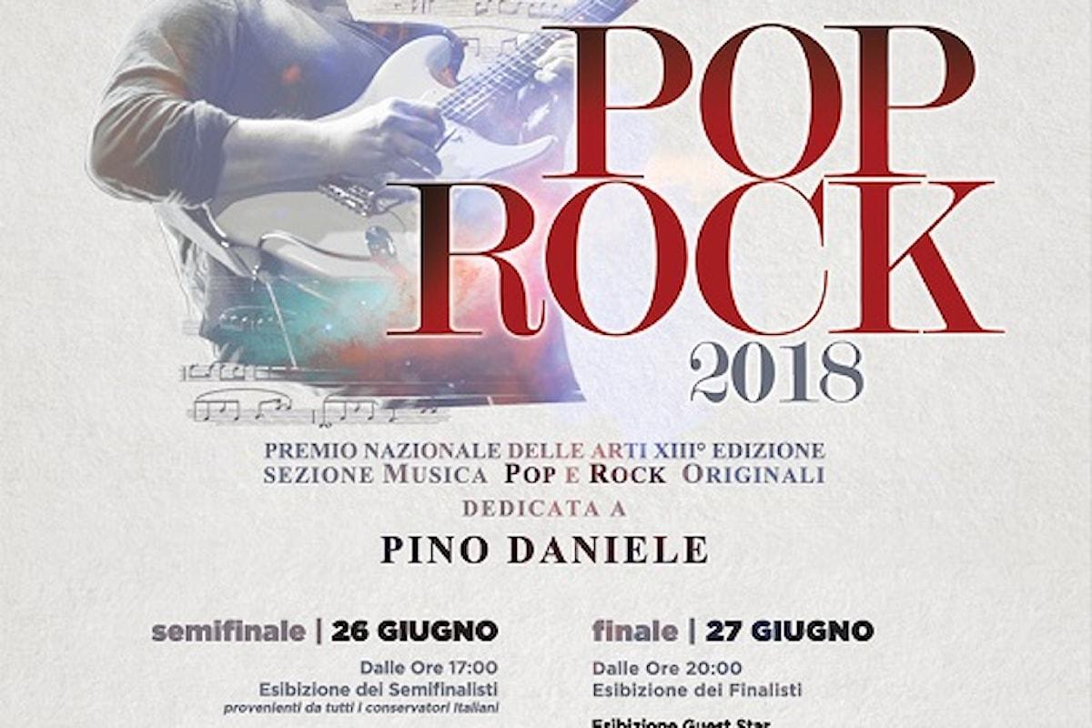 """Sarà dedicata a Pino Daniele la sezione Musica Pop Rock Originali del XXXII """"PREMIO NAZIONALE DELLE ARTI"""""""