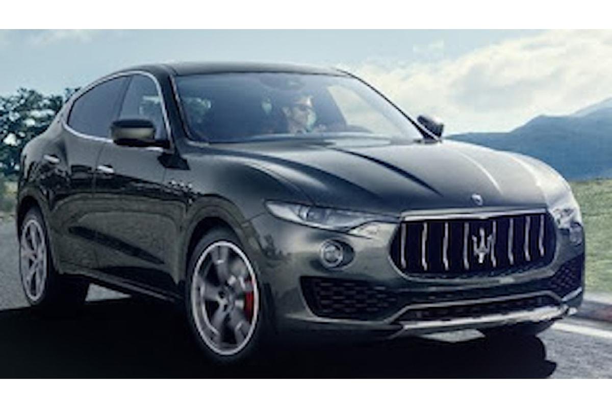 Maserati, 18 secondi per una vendita record su Alibaba