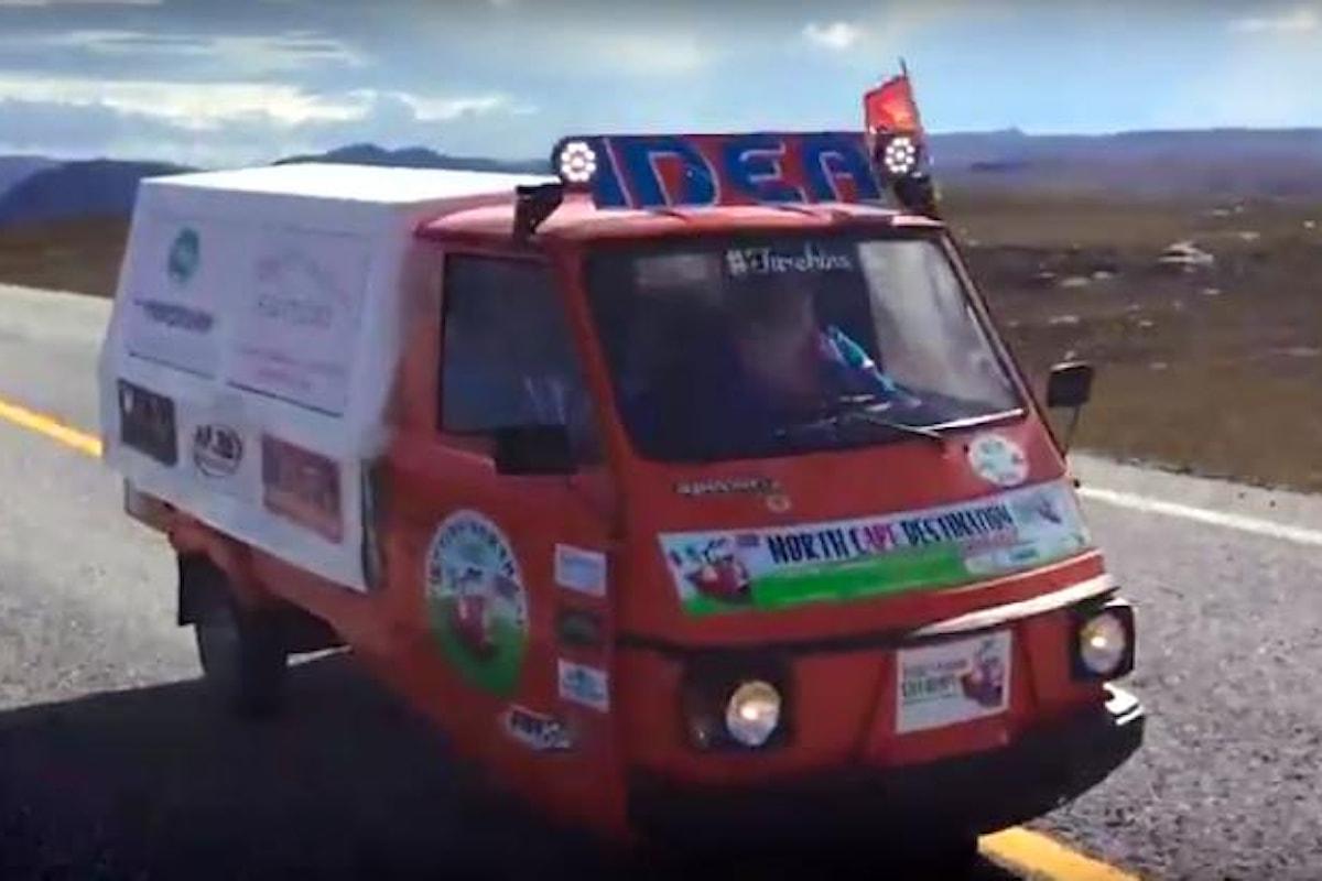 Apeggiando per l'Italia, ovvero 4000 km di solidarietà