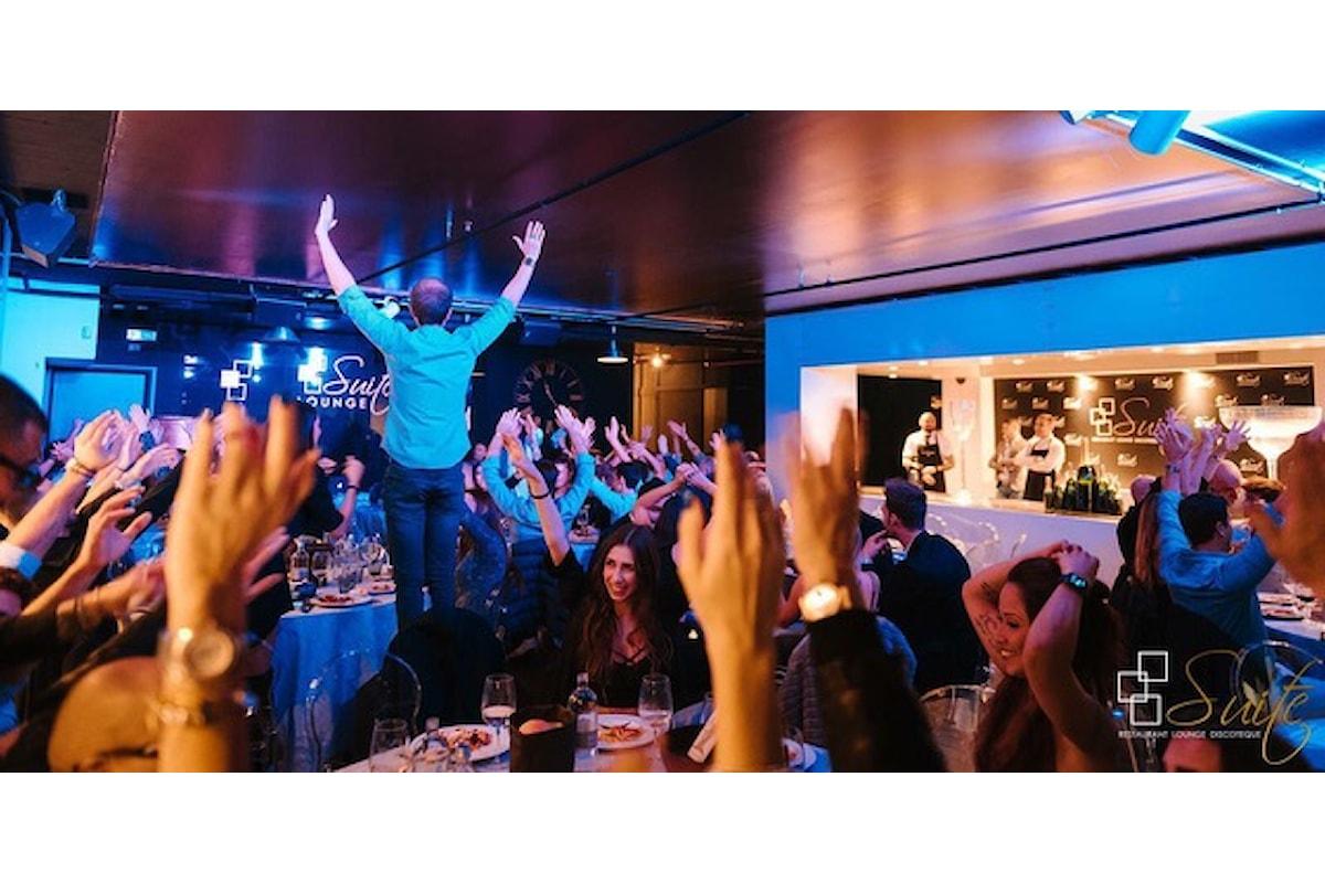 17 novembre, Cenando & Ballando al The Suite di Erba (CO)