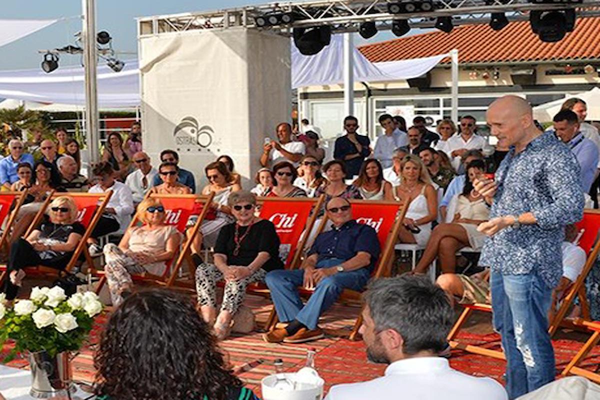Capri: Parata di Vips per il gran finale del Chi Summer Tour 2016 organizzato dalla Jetset Capri