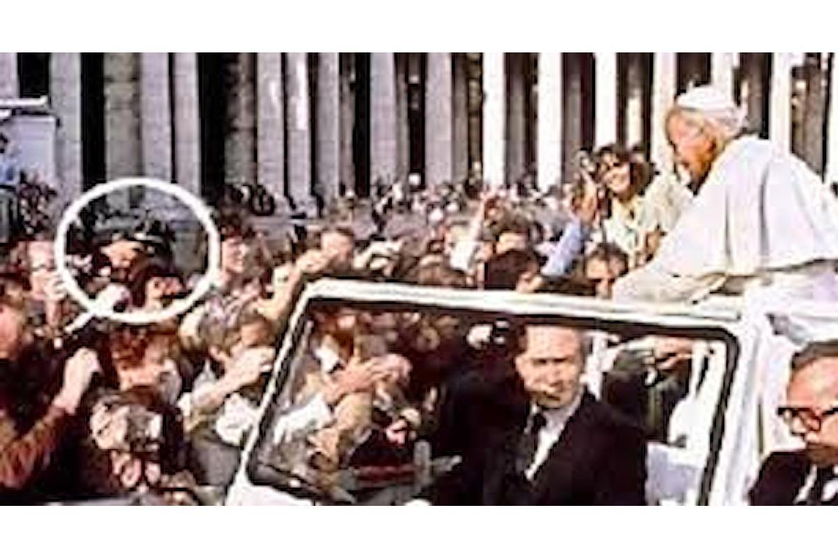Anniversario attentato al Papa, 35 anni dopo il terrore a San Pietro