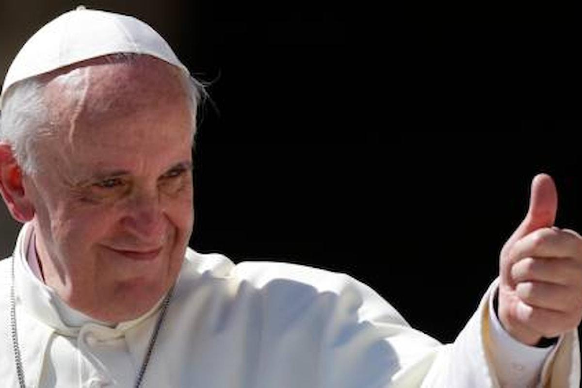Papa Francesco: «non può esserci confusione tra la famiglia voluta da Dio e ogni altro tipo di unione»