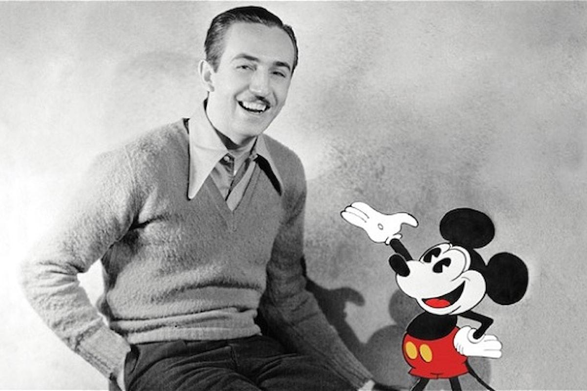 Per LA CITTA' INCANTATA: Walt Disney e l'Italia, una storia d'amore
