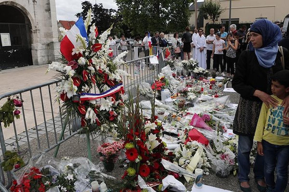 Attentato nella chiesa in Francia. Sorridevano e parlavano di pace, raccontano le suore