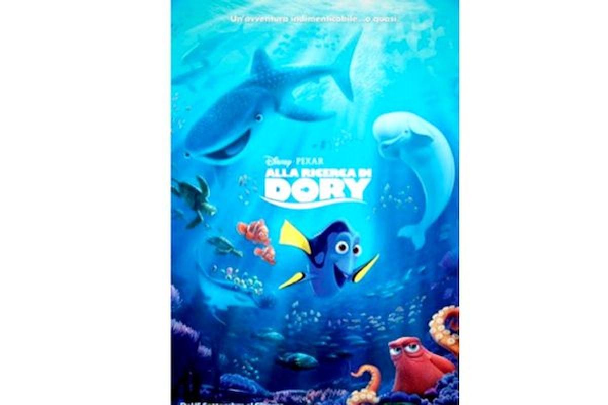 Film al cinema: Alla ricerca di Dory, L'estate addosso e altro da vedere